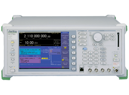 Vector Signal Generator MG3700A