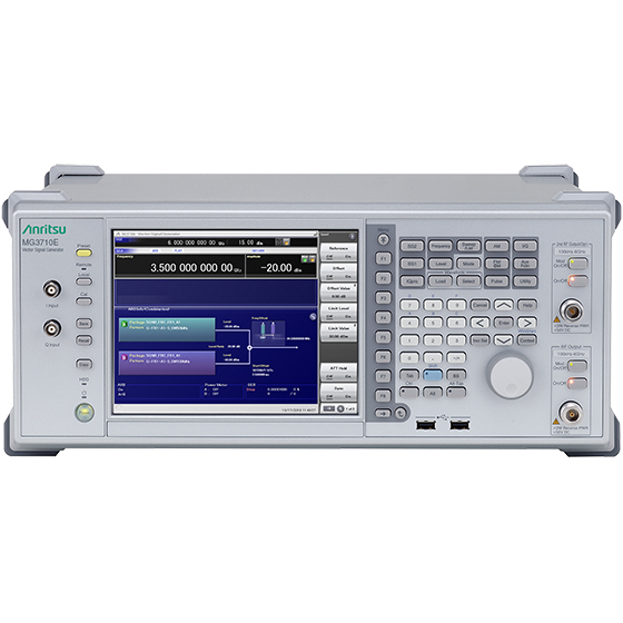 Vector Signal Generator MG3710E