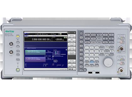 向量信號產生器 MG3710E