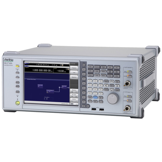 アナログ信号発生器 MG3740A