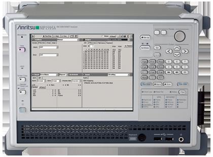 40G SDH/SONET 分析仪 MP1595A