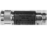50Ω←→75Ωインピーダンス変換器 MP614B/MB-009