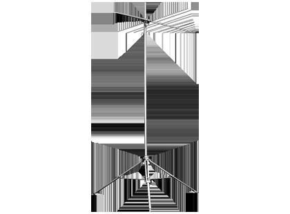 対数周期アンテナ MP635A/MP666A