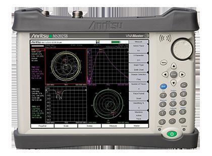 Векторные анализаторы цепей MS2025B