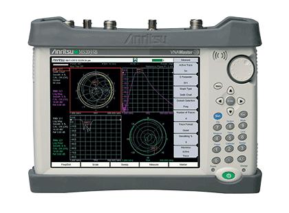 VNA Master + 频谱分析仪 MS2035B