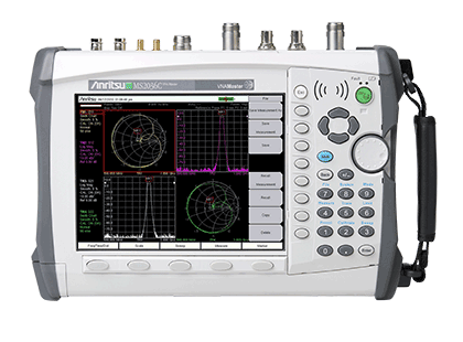 Handheld Vector Network Analyzer MS2036C