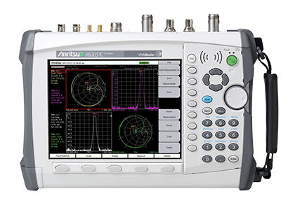 Handheld Vector Network Analyzer MS2037C