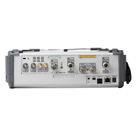 Network Analyzer Testing Radar Gun : Vna master spectrum analyzer ms c 안리쓰