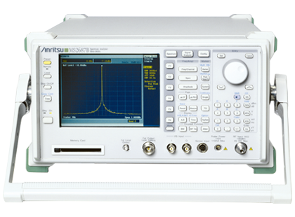 Spectrum Analyzer MS2687B