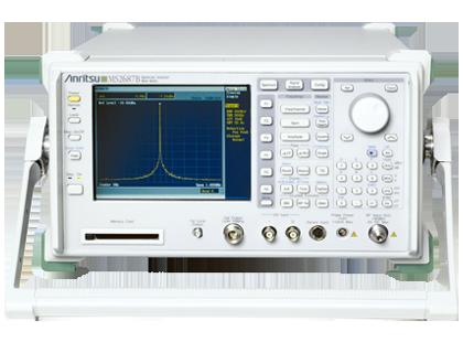 频谱分析仪 MS2687B