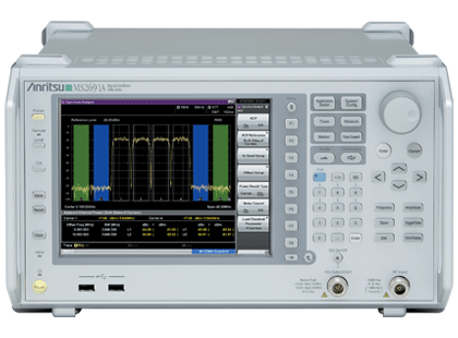 Signal Analyzers MS2691A