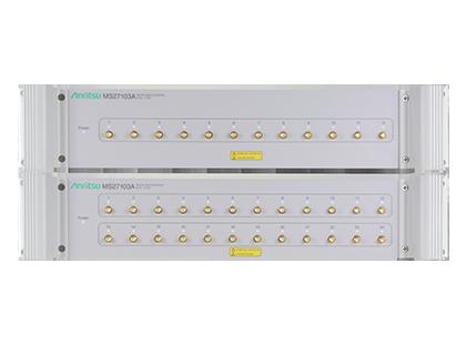 MS27103A 12-24 Port Remote Spectrum Monitor