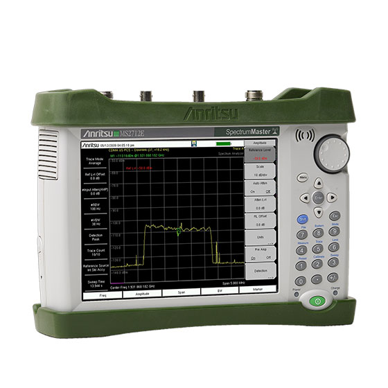spectrum master handheld spectrum analyzer ms2712e anritsu america rh anritsu com User Manual Template iPad Manual
