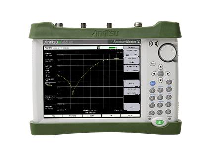 手持式频谱分析仪 MS2712E