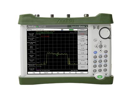 手持式频谱分析仪 MS2713E
