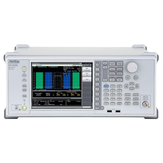 スペクトラムアナライザ/シグナルアナライザ MS2830A Microwave