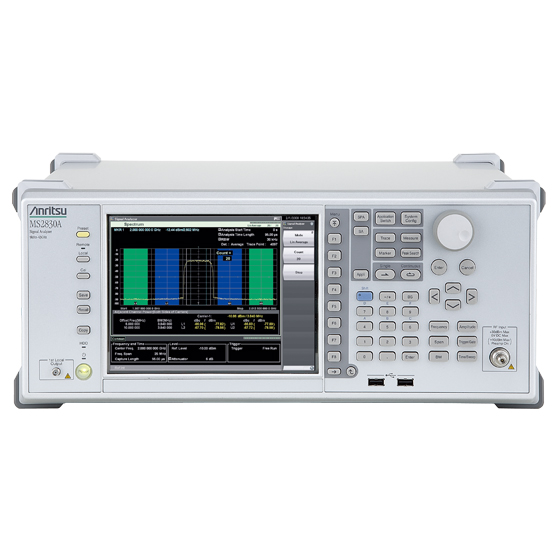 Spectrum Analyzer/Signal Analyzer MS2830A Microwave