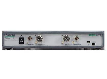 コンパクトUSBベクトルネットワークアナライザ MS46122B