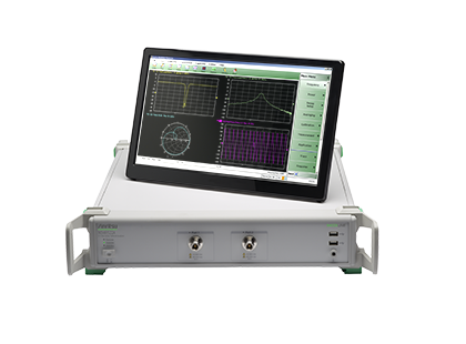 ShockLine 4-port Vector Network Analyzer MS46524A | Anritsu America
