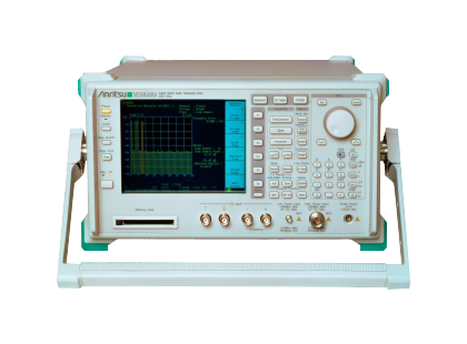 Digital Mobile Radio Transmitter Tester MS8608A