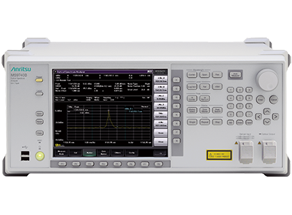 Optical Spectrum Analyzer MS9740B