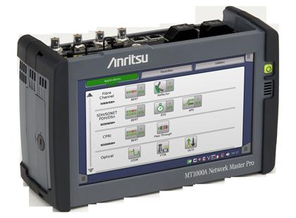 Anritsu Network Master Pro MT1000A