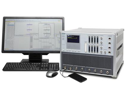 Конструктор быстрых тестов (RTD) MX786201A