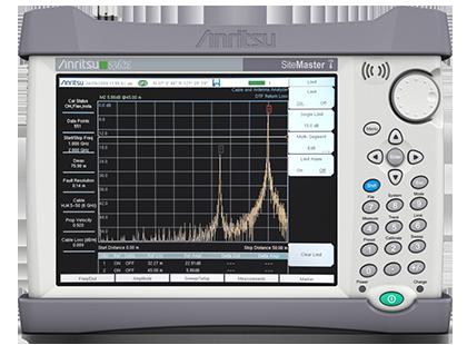 Site Master 电缆 & 天线分析仪 + 频谱分析仪 S362E