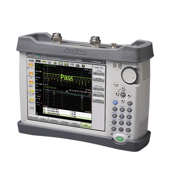 マイクロ波サイトマスタ S820E