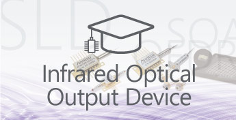 First Infrared Optical Output Device
