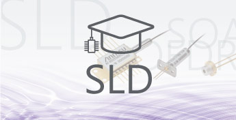 What Is an SLD? What Is the Difference between an SLD and LD or LED?