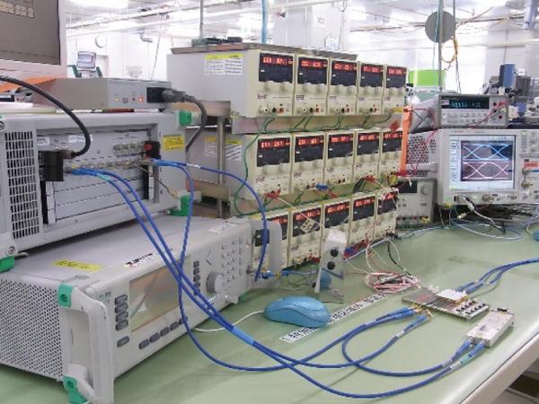 高周波特性検査装置
