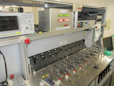 Automatic Characteristics Tester