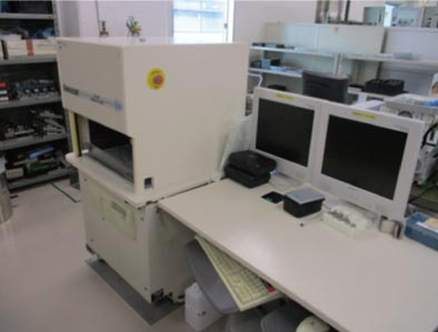Ultrasound Microscope (Bonding Evaluation)