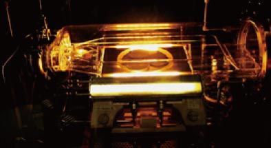 MOVPE装置(反応管)