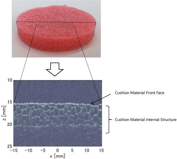 DUT Internal Structure Measurement Example
