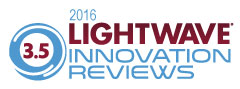 2016 Lightwave Innovation 3.5 Award
