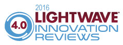 2016 Lightwave Innovation 4.0 Award