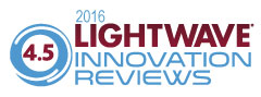 2016 Lightwave Innovation 4.5 Award