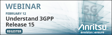 Webinar - Understand 3GPP Release 15
