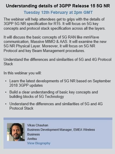 Understanding details of 3GPP Release 15 5G NR
