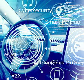 Connected Car 2019