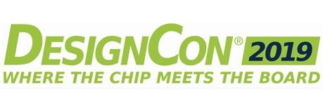 DesignCon 2019 logo