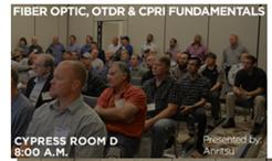 Free Introductory Training Class: Fiber Optic, OTDR & CPRI Fundamentals Class