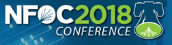 NFOC 2018 Conference logo