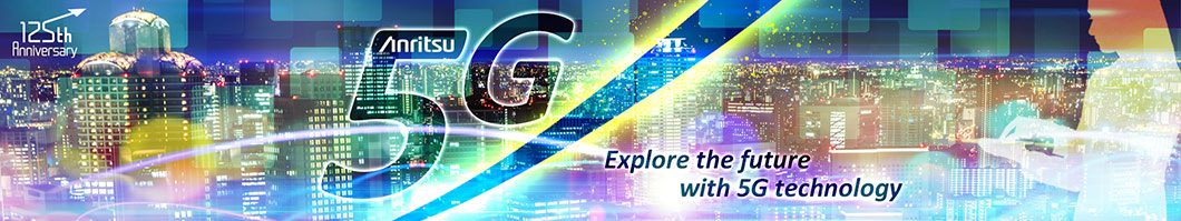Explore the future with 5G technology