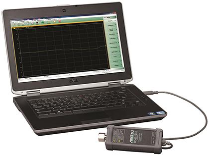 1ポートUSBベクトルネットワークアナライザ MS46121B