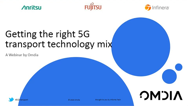 本ウェビナ(2021年3月リリース)では、5Gをサポートするにあたり、今後、予想される光/イーサネット/ルーティングテクノロジーの進化について説明します。