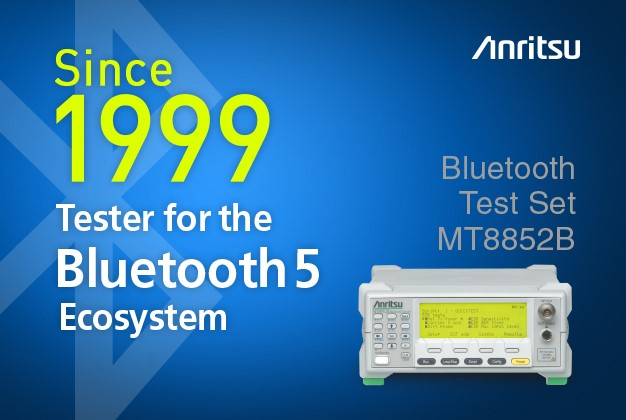 Bluetooth Test Set MT8852B
