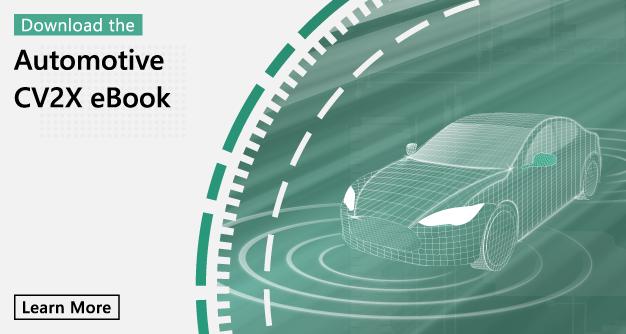 Automotive CV2X eBook